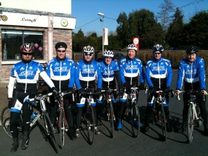Group Photo from Sunday Spin at Kimeadan